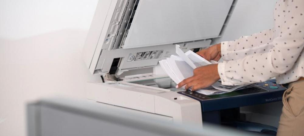 Office copiers for added productivity